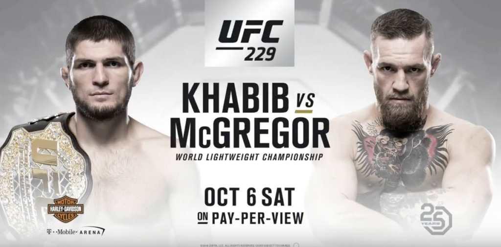 McGregor vs. Nurmagomedov - na to starcie wszyscy długo czekali