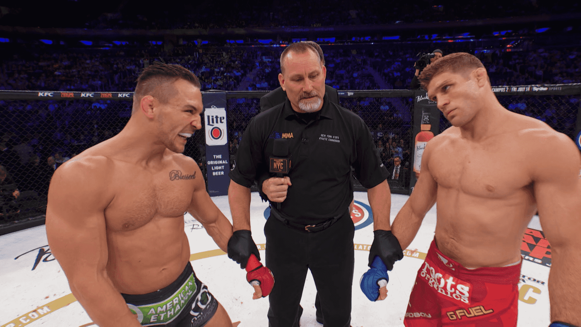Brent Primus responds to recent comments by Michael Chandler