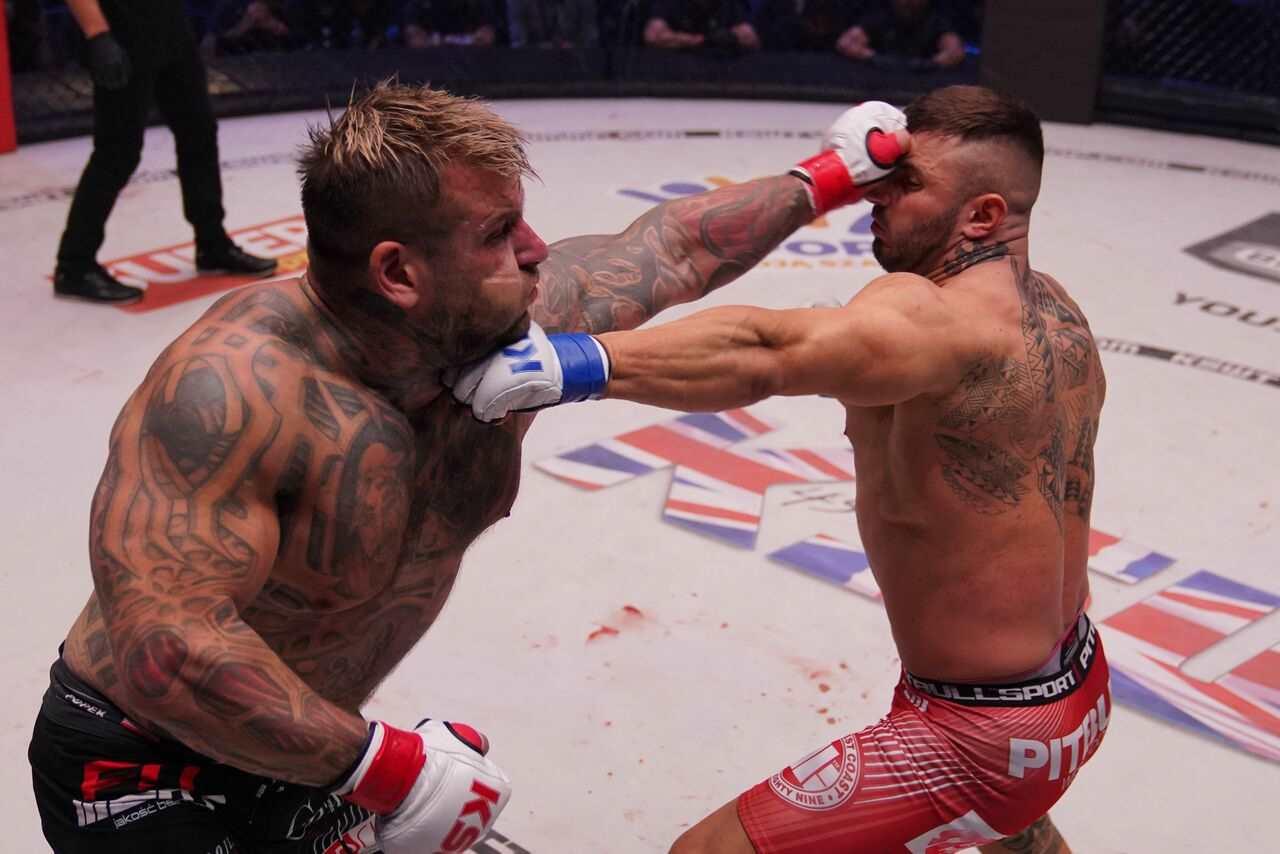 Popek jednak nie kończy z MMA