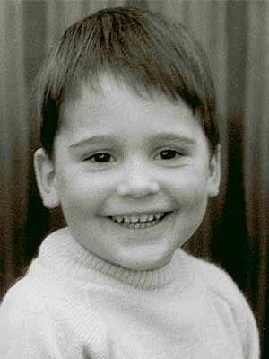 Bas Rutten w dzieciństwie, pinterest.com