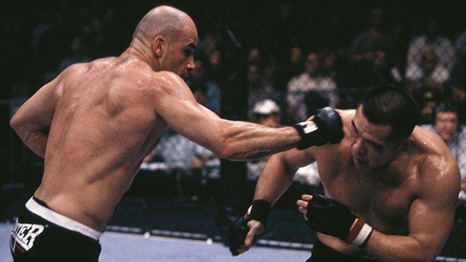 Bas Rutten w UFC, sportskeeda.com
