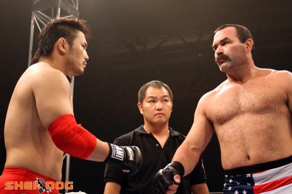 Ikuhisa Minowa vs. Don Frye, sherdog.com