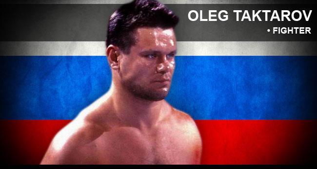Oleg Taktarov, mmahalloffame.com