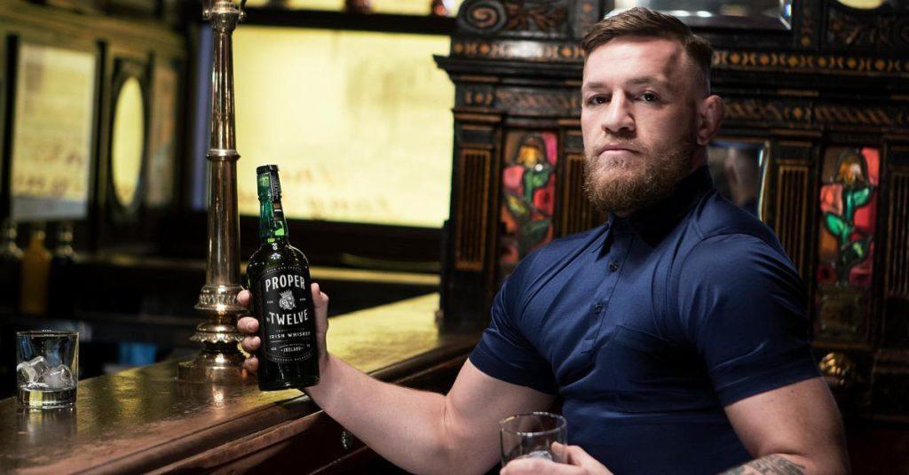 Conor McGregor oskarżony o pobicie w jednym z irlandzkich pubów