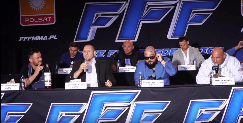 FFF konferencja