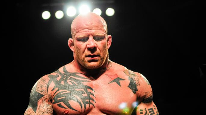 Jeff Monson, thetimes.co.uk