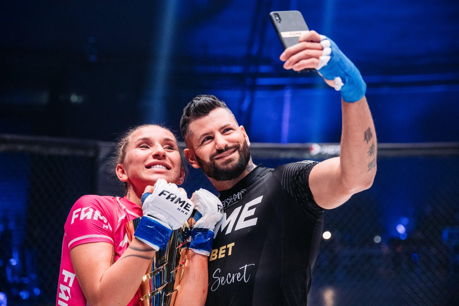 Marta Linkiewicz wystąpi na FAME MMA 7. Znamy rywalkę! - MMA PL
