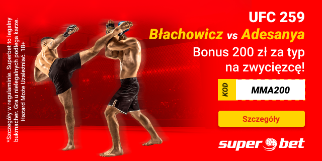 SuperBet Błachowicz