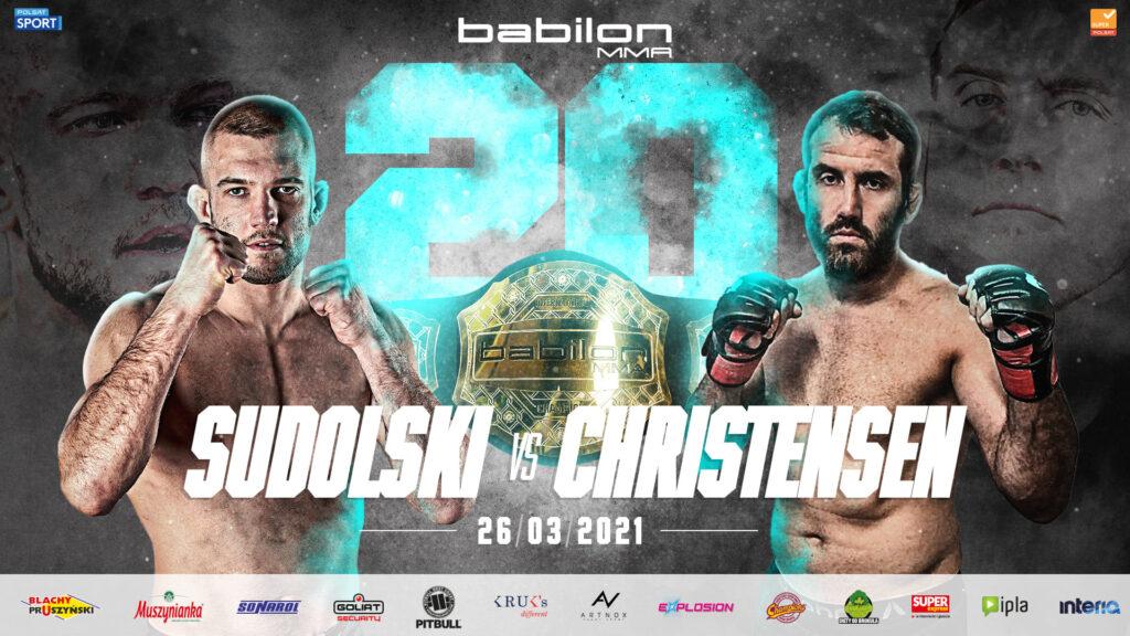 Babilon MMA 20 rozpiska