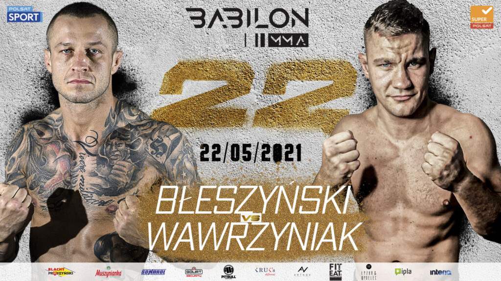 Babilon MMA 22 rozpiska