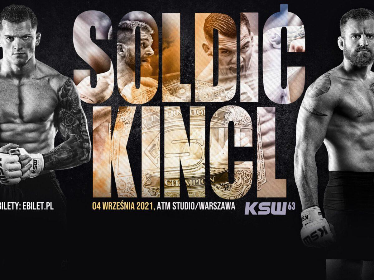 KSW 63 – rozpiska, transmisja, godziny rozpoczęcia gali - MMA PL