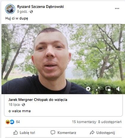 Szczena
